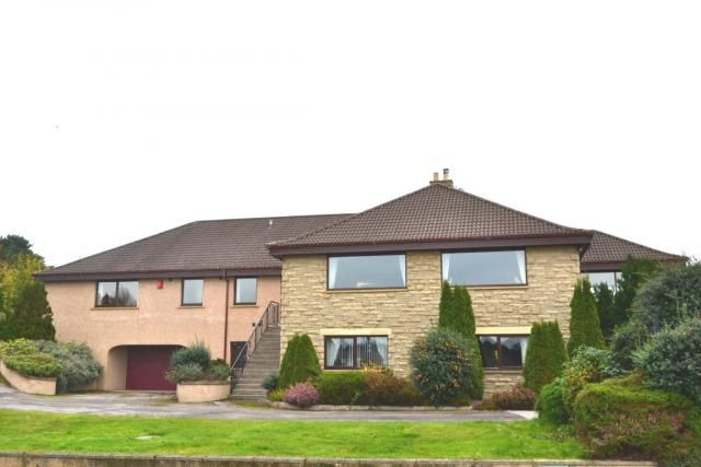 Thumbnail Detached house for sale in Whitley House, Forres