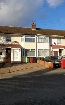 Thumbnail Terraced house for sale in Bower Way, Slough