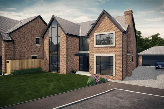 Thumbnail Detached house for sale in Glencourse Drive, Fulwood, Preston
