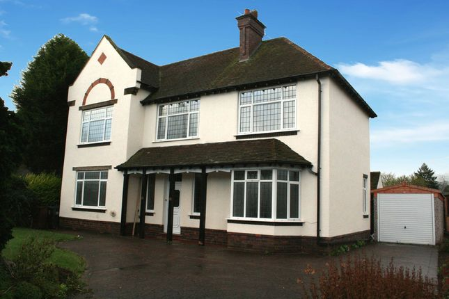 Thumbnail Detached house to rent in Codsall Road, Tettenhall, Wolverhampton