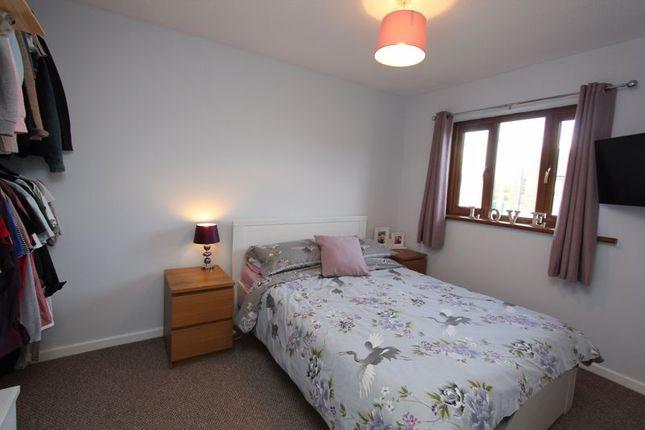 Bedroom One of Fonmon Park Road, Rhoose, Barry CF62