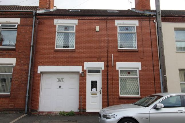 Thumbnail Terraced house to rent in Cambridge Street, Coventry
