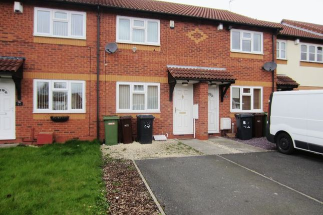 Thumbnail Terraced house to rent in Bickley Road, Bilston