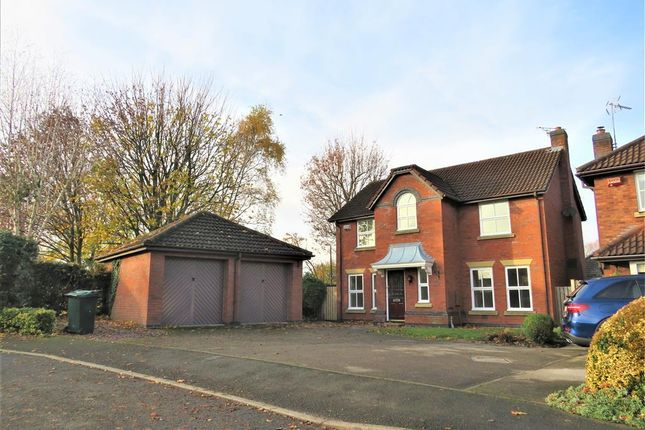 4 bed detached house to rent in Bewley Court, Great Boughton, Chester CH3