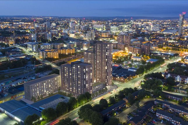 Thumbnail Property for sale in Regent Plaza, Regent Road, Salford