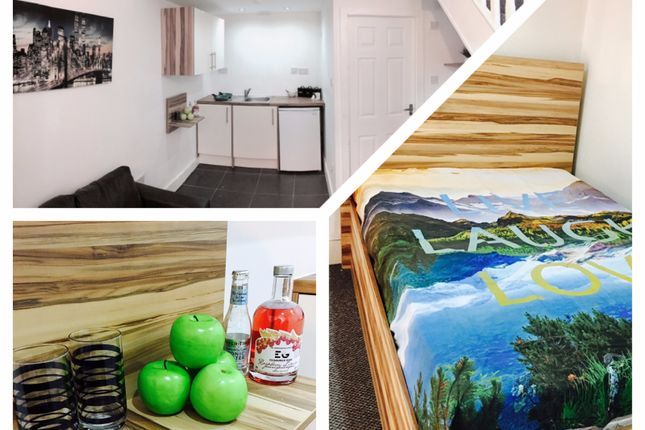 Thumbnail Studio to rent in Flat 3 The Earle, Liverpool
