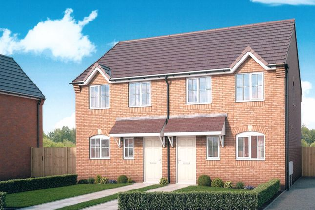 Thumbnail Detached house for sale in Porthouse Rise, Tenbury Road, Bromyard