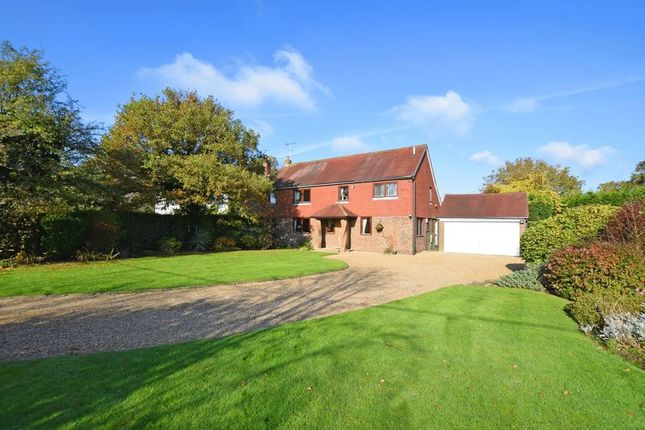 Thumbnail Detached house for sale in Station Road, Buxted, Uckfield