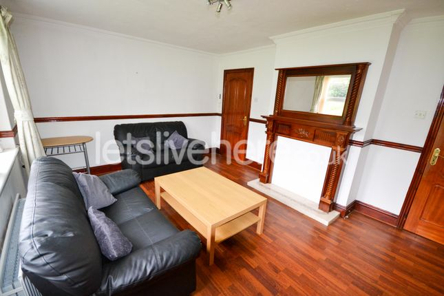 Thumbnail Flat to rent in Church Road, Gosforth, Newcastle Upon Tyne