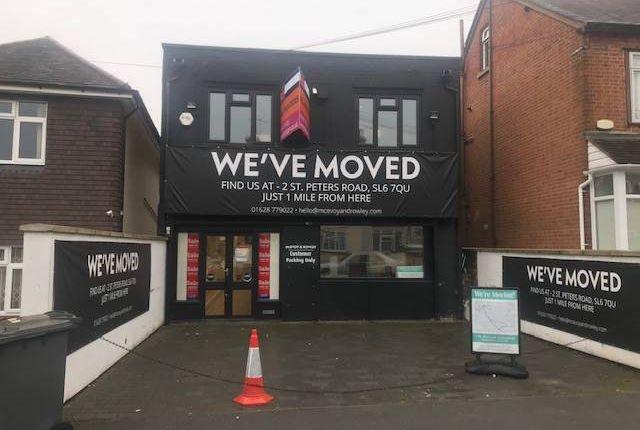 Thumbnail Retail premises for sale in 1A Cordwallis Road, Maidenhead