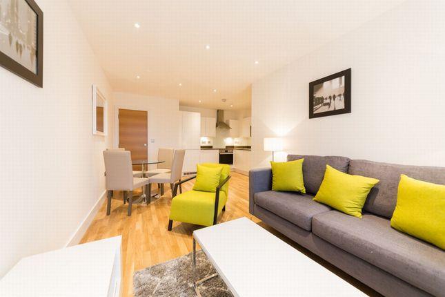 Thumbnail Flat to rent in Burlington House, Swanfield Road, Waltham Cross