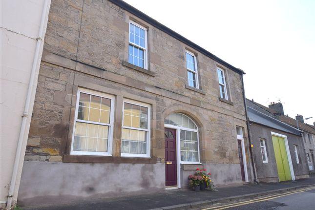Thumbnail Terraced house for sale in Duke Street, Coldstream, Scottish Borders
