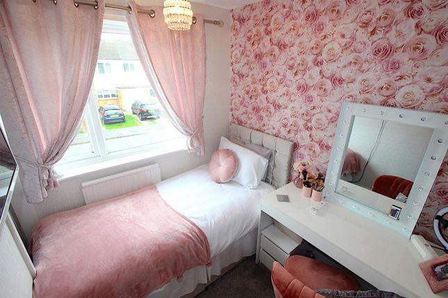 Bedroom Three of Wayfarer Drive, East Goscote, Leicester LE7