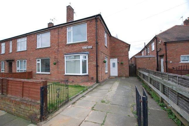 Thumbnail Flat for sale in Whalton Avenue, Gosforth, Newcastle Upon Tyne