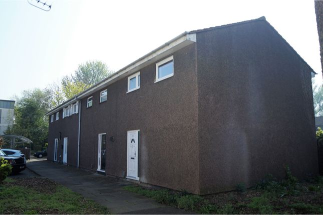 Thumbnail End terrace house for sale in River Close, Waltham Cross