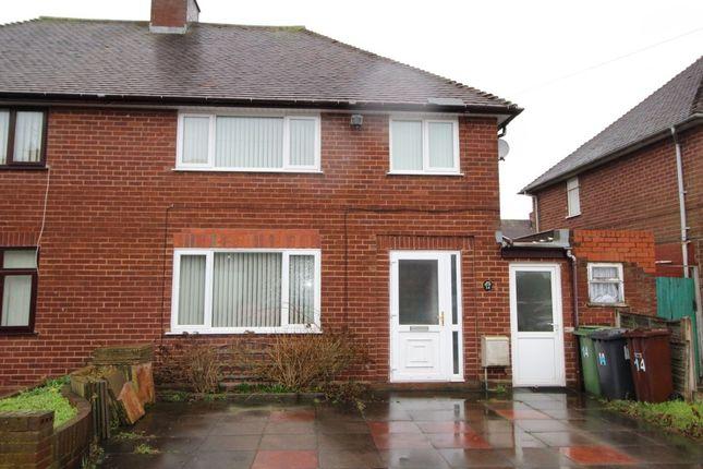 Semi-detached house in  Leveson Road  Wolverhampton W Birmingham