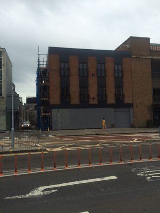 Block of flats to rent in The Kingsway, Swansea