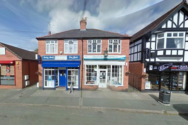 Thumbnail Retail premises for sale in Chester Road, Gresford, Wrexham