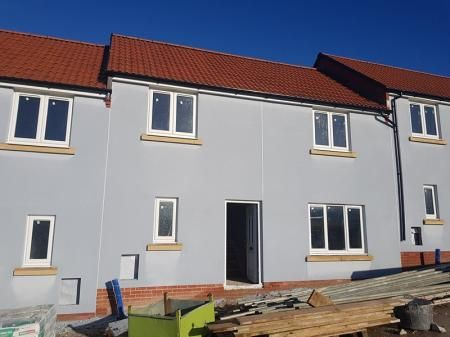 Thumbnail Terraced house for sale in Morton Way, Boxfield Road, Axminster