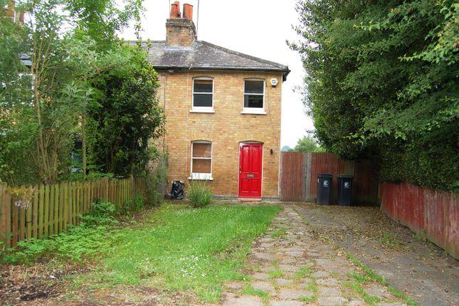 Thumbnail End terrace house for sale in Lambourne Square, Abridge