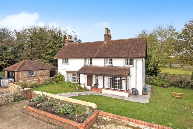 Thumbnail Detached house to rent in Sturts Lane, Walton On The Hill, Tadworth, Surrey