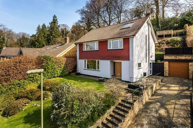 Thumbnail Detached house for sale in Elmhurst Drive, Dorking