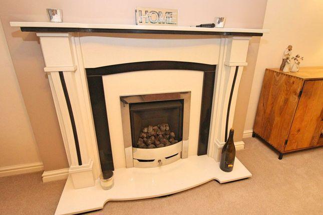 Fireplace of Ogden Drive, Helmshore, Rossendale BB4