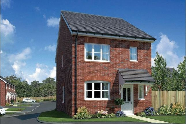 Thumbnail Detached house for sale in Farley Hill, Luton