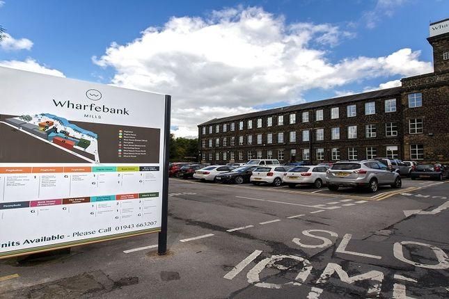 Thumbnail Office to let in Wharfebank Mills, Ilkley Road, Otley