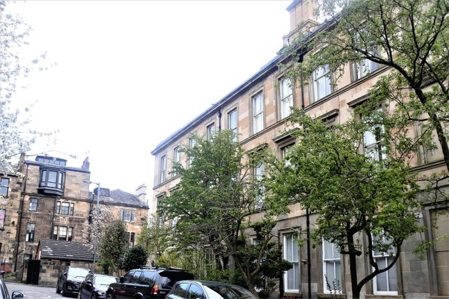 Thumbnail Flat for sale in Ruskin Place, Glasgow