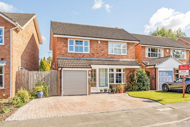 4 bed detached house for sale in Tysoe Close, Hockley Heath, Solihull B94