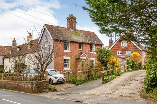 2 bed end terrace house for sale in Lower High Street, Wadhurst, East Sussex TN5