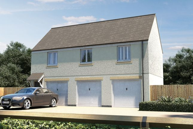 "Thumbnail Link-detached house for sale in ""The Scotney"" at Barracks Road, Modbury, Ivybridge"