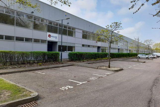 Thumbnail Warehouse to let in 26 & 27 Clarke Road, Bletchley, Milton Keynes