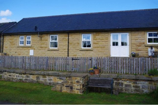 Thumbnail Semi-detached bungalow for sale in Falstone, Hexham