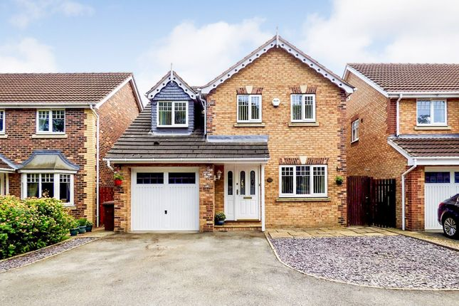 Thumbnail Detached house for sale in Arran Way, Rothwell