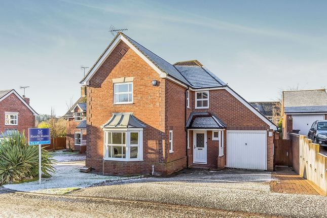 Thumbnail Detached house to rent in Needham Drive, Cranage, Crewe