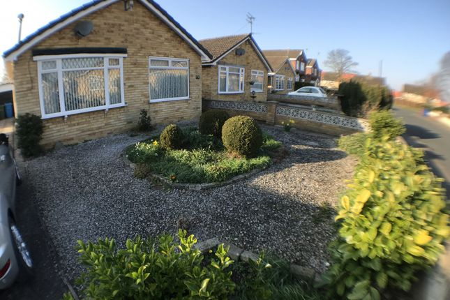 Thumbnail Bungalow to rent in Oakwood Close, Hull