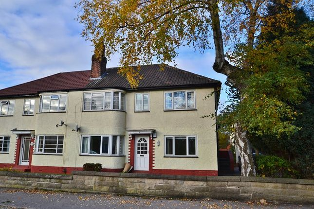 Thumbnail Flat to rent in Sandringham Drive, Moortown, Leeds