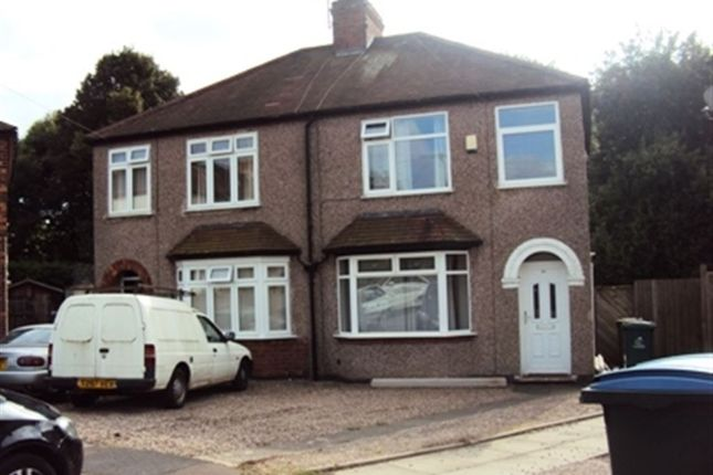Thumbnail Property to rent in Burnsall Grove, Canley, Coventry