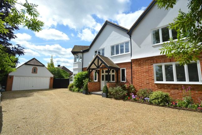 Thumbnail Property for sale in Easthampstead Road, Wokingham, Berkshire