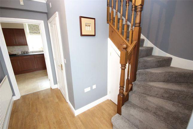 Stairs of 7 Twickenham Court, Carlisle, Cumbria CA1
