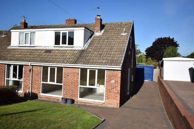 Thumbnail Semi-detached bungalow to rent in Cleveland Grove, Wakefield