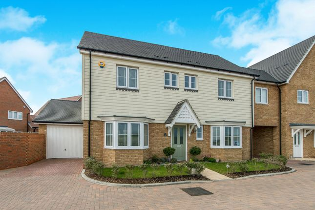 Thumbnail Detached house for sale in Briar Lane, Hoo, Rochester