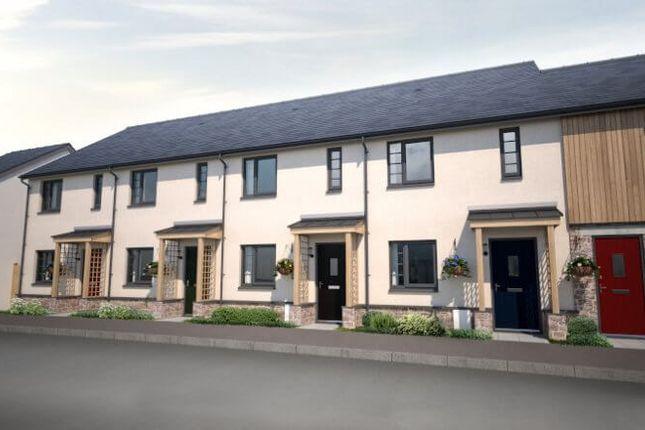 Thumbnail Terraced house for sale in Paignton Road, Totnes, Devon