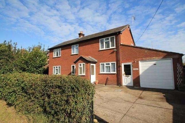 Thumbnail Detached house for sale in 59 Harwoods Lane, Rossett, Wrexham, Clwyd