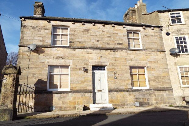 Thumbnail End terrace house to rent in Brewerton Street, Knaresborough