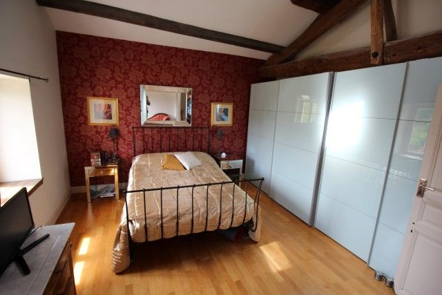 Bedroom With Mezzani
