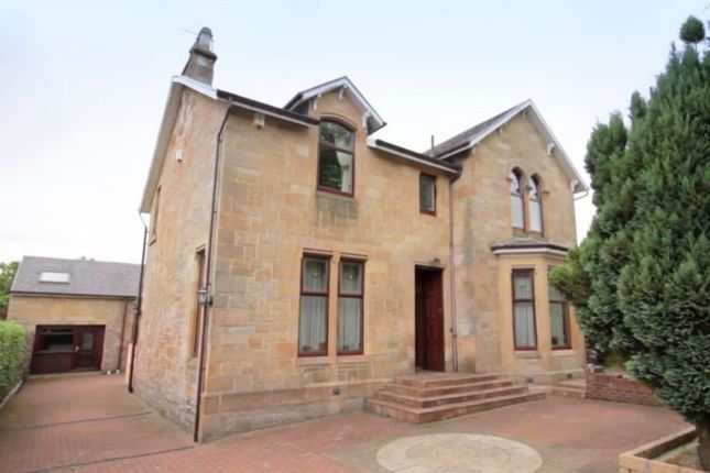 Thumbnail Detached house for sale in 3, Thorn Road, Bearsden, Glasgow G614Pp