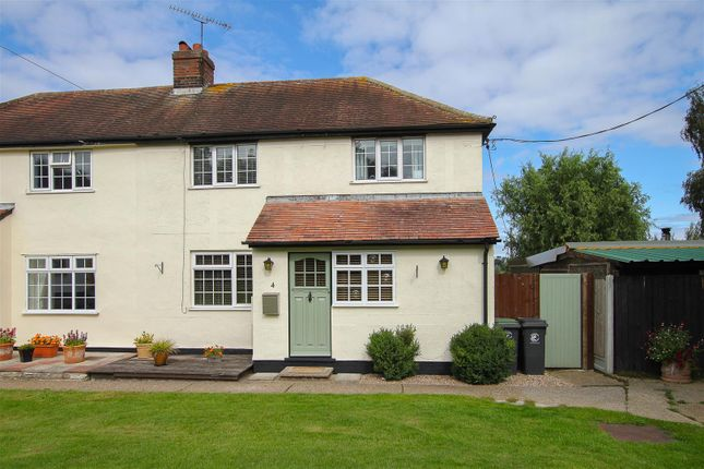 Thumbnail Semi-detached house for sale in Chivers Square, High Ongar, Nr Ongar